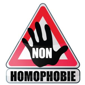 non à l'homophobie, au sexisme